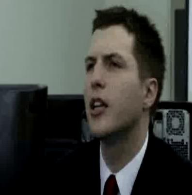 Ben Hauck as Davíd