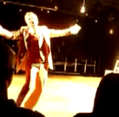 Ben Hauck as the Reverend Raymond Nader